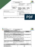 Secuencia Didactica 2 Parcial Biologia 2017A
