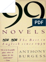 99 Novels Best in English Since 1939 - Anthony Burgess (2010)