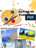 Styles of Painting