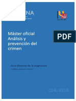 Guia Docente Profiling