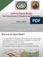 Gold Deposit Models