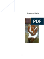 Sengoane Maria E-Portfolio