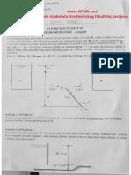 Hidromehanika - zadaci II parcijalni - 14.01.2011 - grupa B.pdf