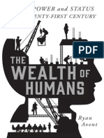 Ryan Avent-The Wealth of Humans_ Work, Power, and Status in the Twenty-first Century-St. Martin's Press (2016).epub