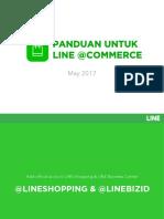 Panduan Untuk LINE@ Commerce