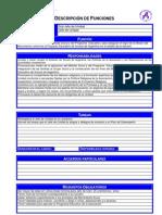 C8Q - Descripción de Funciones - Sub Jefe de Unidad