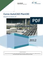 Manual Plant3D 2012