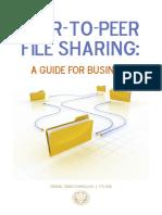 Bus46 Peer Peer File Sharing Guide Business