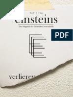 Einsteins 2017