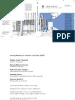 CENTROS CULTURALES - Proyeccion, Infraestructura y Gestion