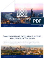 Real Estate in Thailand Facts