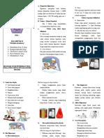 Leaflet Hipertensi Dan Pengobatan Alternatif Di Gerontik