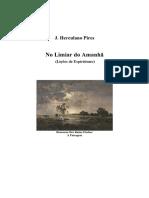 J Herculano Pires - No Limiar Do Amanha