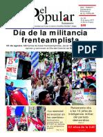 El Popular 398 Órgano de Prensa Oficial del Partido Comunista de Uruguay