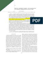 Airoldi - 1998 - Roles of Disturbance, Sediment Stress, And Substratum Retention on Spatial Dominance in Algal Turf