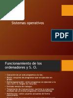 Sistemas operativos uno