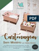 E Book Cartonagem Sem Misterios 4.0 Completo v2.0.0