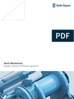 Deck Machinery Brochure