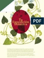 expedicion botanica