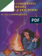 El Libro Completo del Incienso Aceites y Pocimas - Cunningham Scott