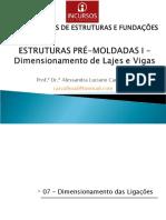 07 - Dimensionamento das Ligações - Prof. Alessandra.ppt