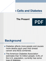 1-Stem Cells - The Present