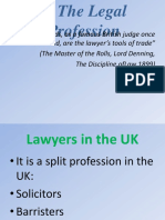 5. the Legal Profession