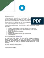 Annonce Recrutement Spool 29.03.17