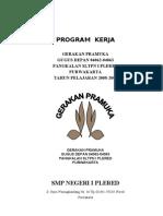 Program Kerja Gerakan Pramuka