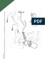 Tubulação Do Elevador Hidráulico - TL70 IVECO