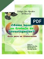 Manual Proyectos Csap