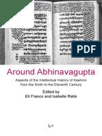 Franco Around Abhinavagupta