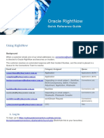 Quick Reference Oracle 20150901