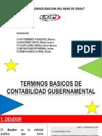 Terminos Basicos de La Contabilidad Gumernamental