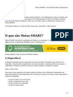 Metas SMART_ Como Definir Metas Inteligentes