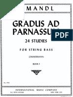 Simandl - Gradus Ad Parnassum Livro 1