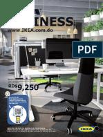 Catálogo IKEA Business 2017 República Dominicana