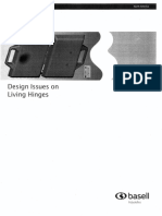 Basell - Design Issues on Living Hinges-1