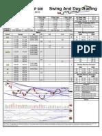 SPY Trading Sheet - Thursday, August 12, 2010