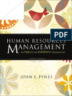 Cover & Table of Contents - Human Resources Management in Public and Nonprofit Organizations (3rd Edition).pdf
