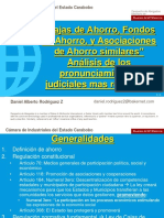 Cajas de Ahorro Dr. Daniel Rodríguez
