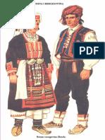 Bosna i Hercegovina Narodne Nosnje