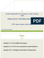 Cours Fi 2 Eme Presentation