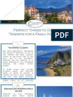 Perfect Things to Do in Tenerife for a Family Holiday