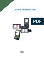 Nokia 3250 UG Es
