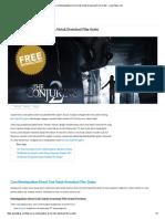 Cara Mendapatkan Direct Link Untuk Download Film Gratis - JalanTikus