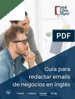 Guía Para Redactar Emails en Inglés WSE