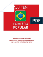 Manual Do Farmacia Popular