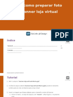 Tutorial Preparar Foto Para Imagem Banner Loja Virtual Illuria