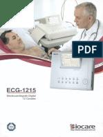 Brochure Biocare ECG-1215 Electro 12 Canal TMS _ES